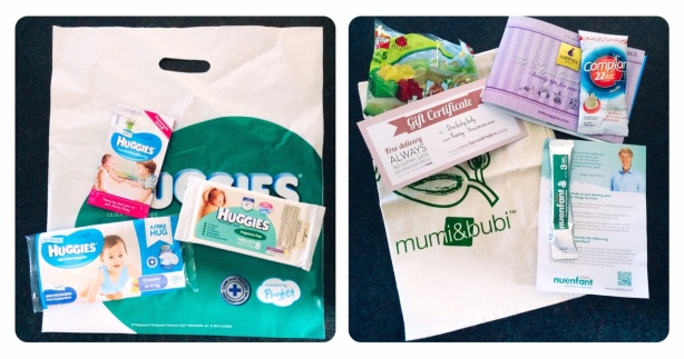 Freebies and GWPs at BabyShow