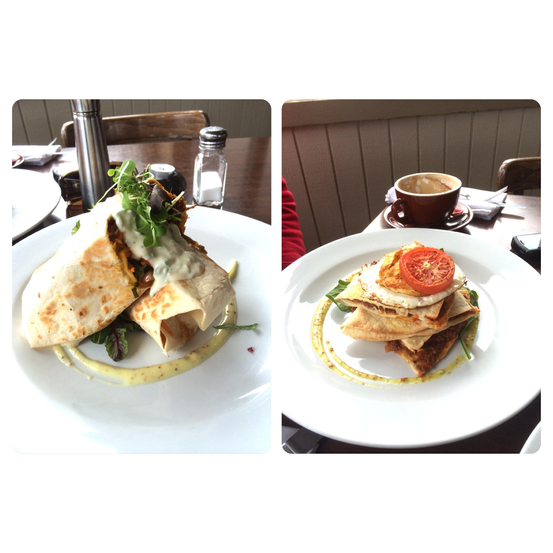 Clevedon Cafe Menu