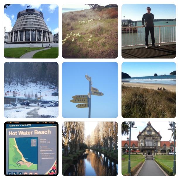 New Zealand Destinations